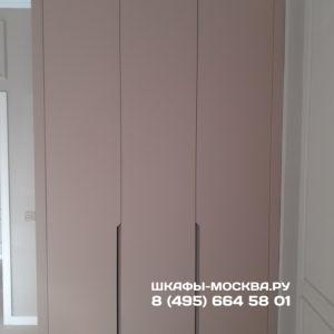 Шкаф с фасадами мдф в пленке 024