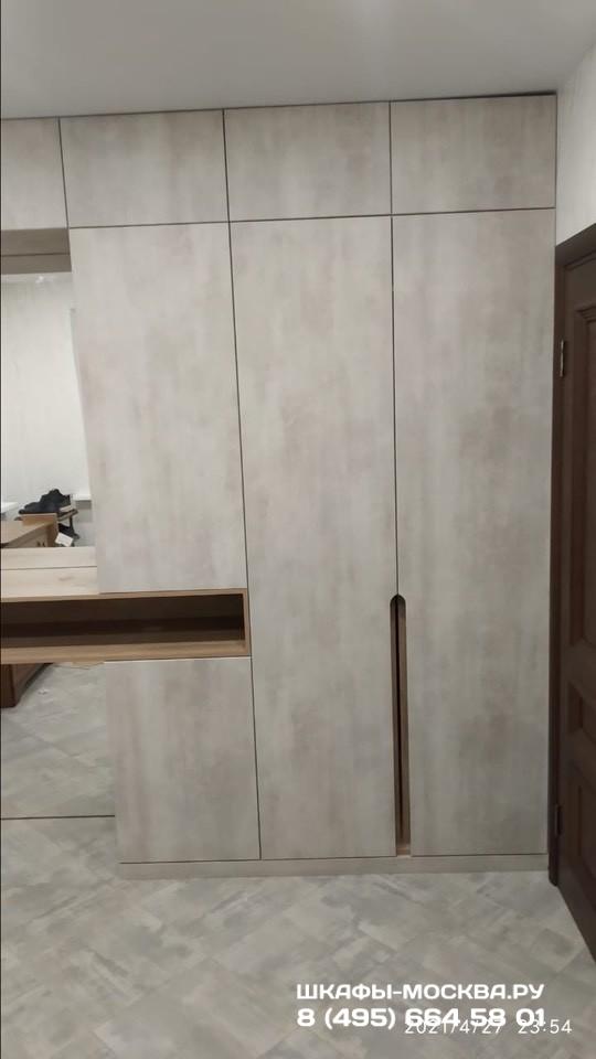 Шкаф в прихожую 038