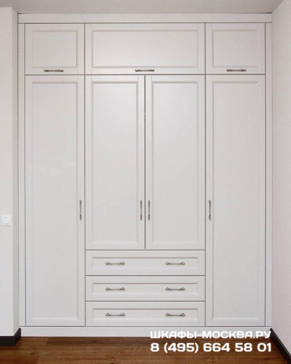 Шкаф в нишу 025