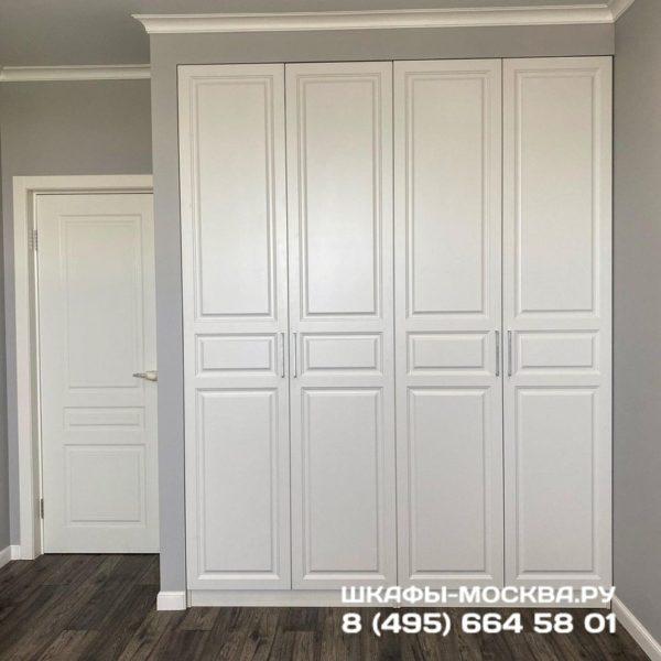 Шкаф в нишу 026