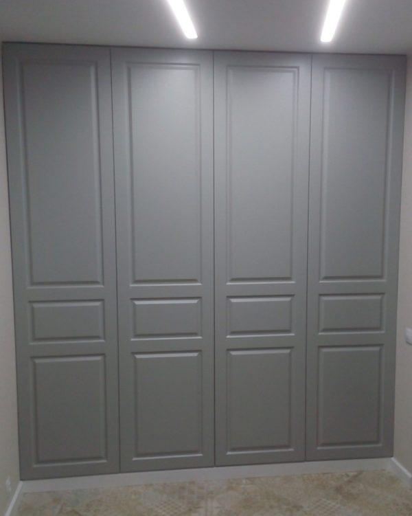 Шкаф с фасадами мдф в пленке 025