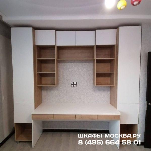 Шкаф со столом 015